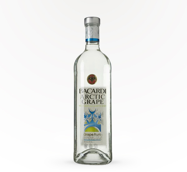 Bacardi Arctic Grape