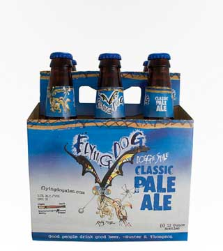 Flying Dog Doggie Style