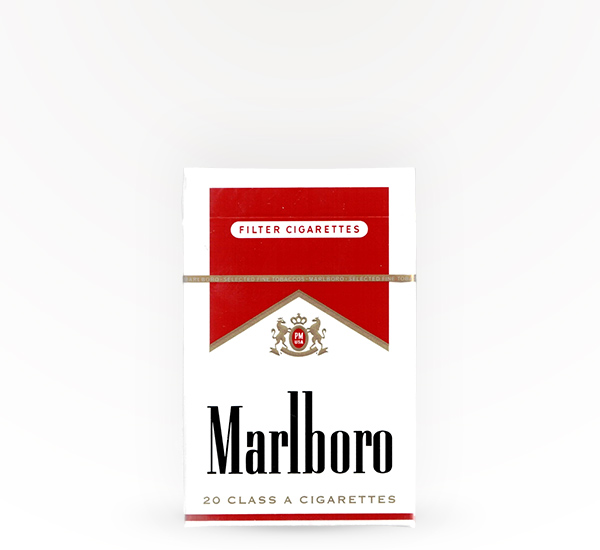 Price of cigarettes Marlboro in Belgium