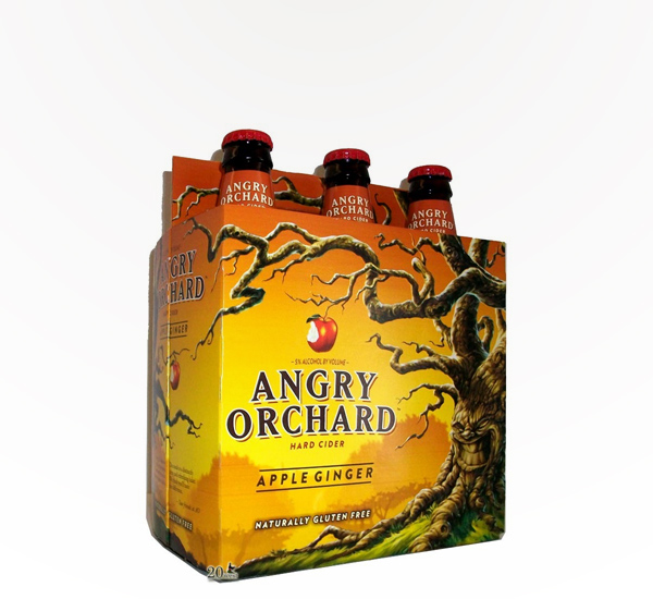 Angry Orchard Apple Ginger