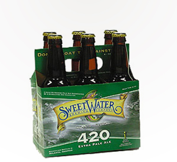 SweetWater Brewing 420