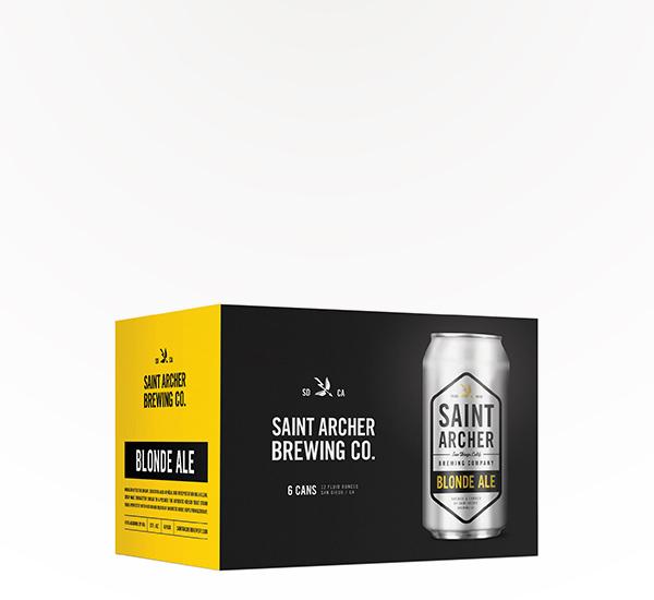 Saint Archer Brewing