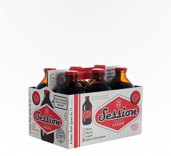 Session Premium Lager