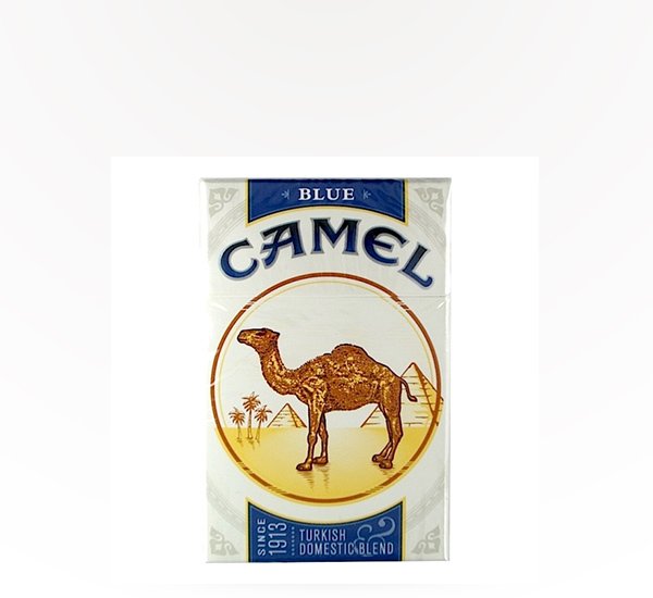 Camel Blue Delivered Near You Saucey