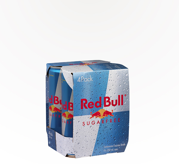Red Bull Sugar-Free