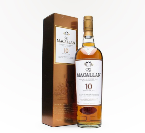 Macallan 10 Year