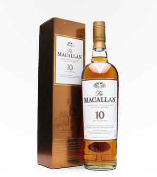 Macallan 10 Year