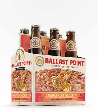 Ballast Point Grapefruit Sculpin