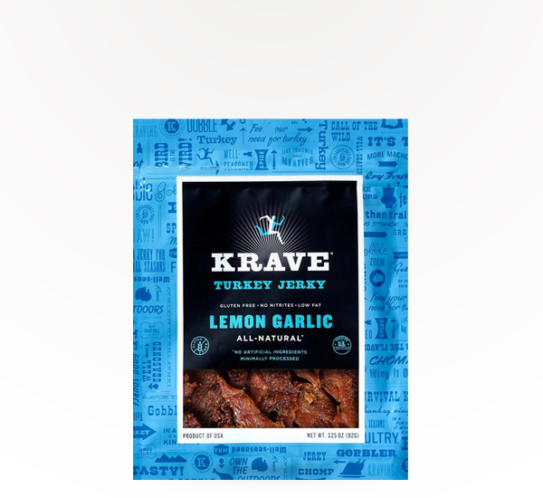 Krave All Natural Beef Jerky