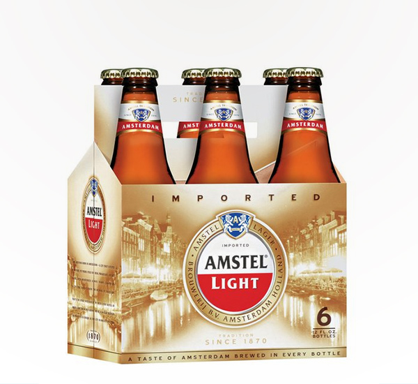 Beautiful Amstel Light
