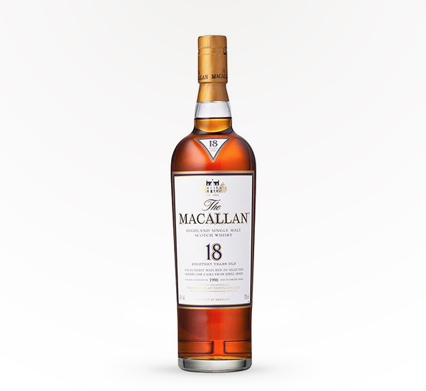 The Macallan Sherry Oak Cask